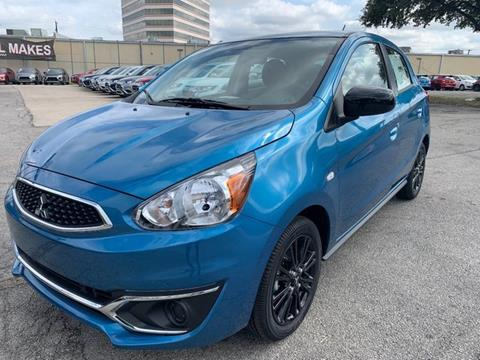 2019 Mitsubishi Mirage for sale in San Antonio, TX