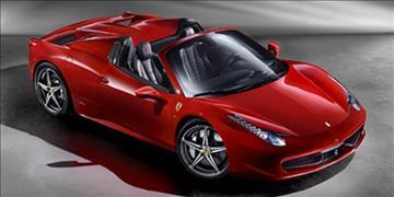 2013 Ferrari 458 Spider for sale in San Antonio, TX