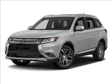 2017 Mitsubishi Outlander for sale in San Antonio, TX