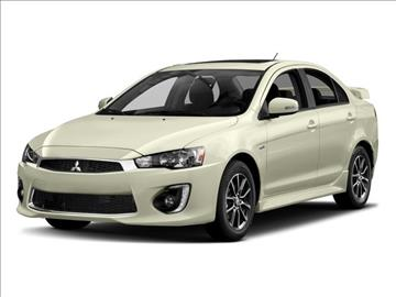 2017 Mitsubishi Lancer for sale in San Antonio, TX