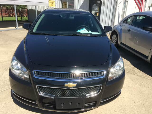 2012 Chevrolet Malibu LT 4dr Sedan w/1LT - Pershing IN