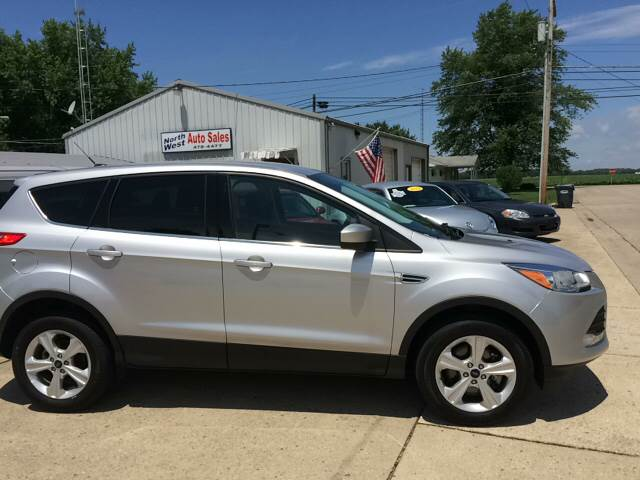 2016 Ford Escape AWD SE 4dr SUV - Pershing IN