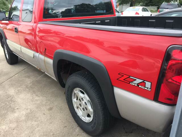2004 Chevrolet Silverado 1500 4dr Extended Cab LS 4WD SB - Pershing IN