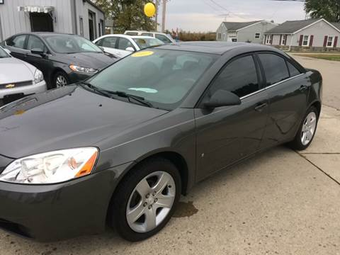 2007 Pontiac G6 for sale in Pershing, IN