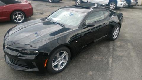 2018 Chevrolet Camaro for sale in Kenton TN
