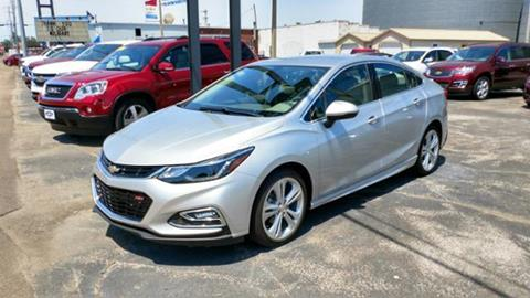 2016 Chevrolet Cruze for sale in Kenton, TN