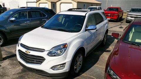 2017 Chevrolet Equinox for sale in Kenton, TN
