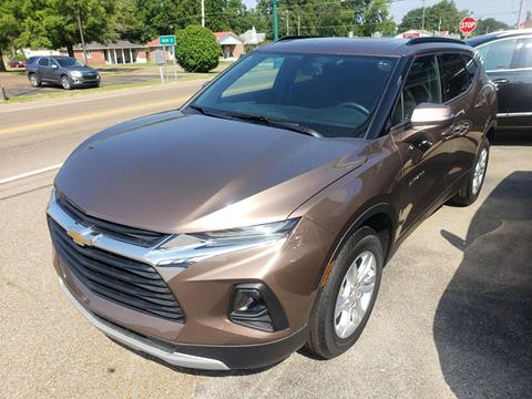 2019 Chevrolet Blazer for sale in Kenton, TN