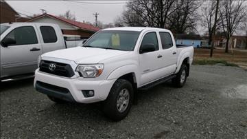 2012 Toyota Tacoma for sale in Kenton, TN