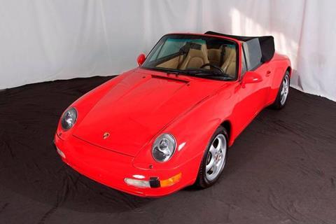 1997 Porsche 911 for sale in Monterey, CA