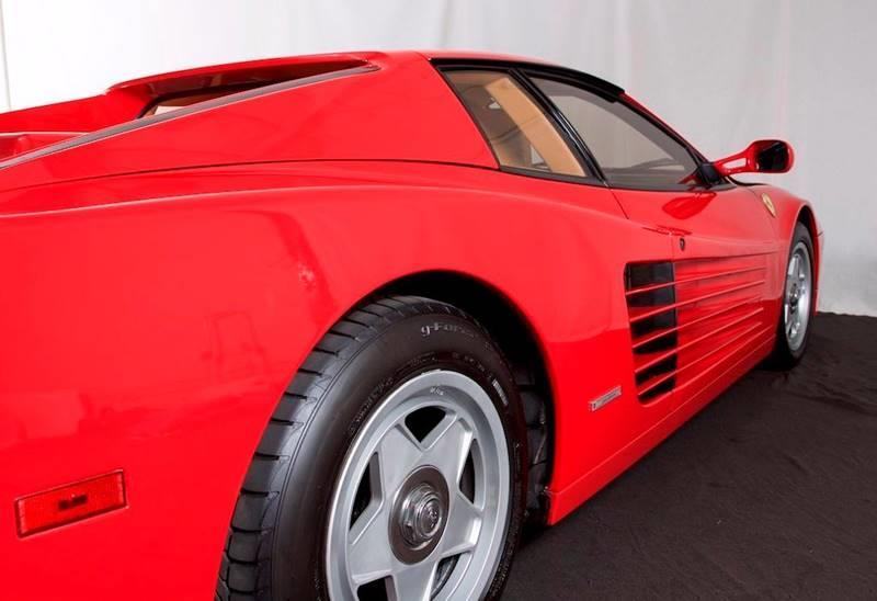 Ferrari Testarossa Turn Signal Wiring Diagram Free