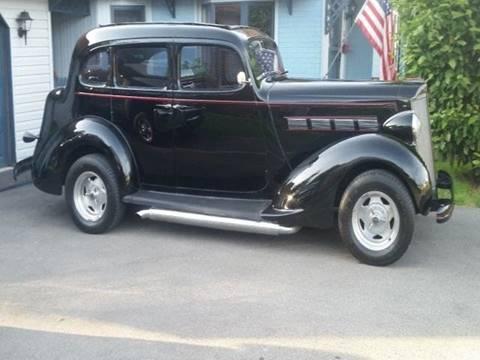 1937 Packard Caribbean