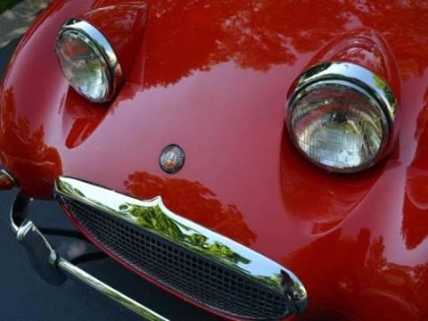 1959 Austin Mini Cooper