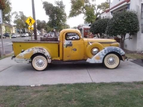 1937 Studebaker Avanti