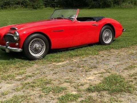 1957 Austin-Healey Sprite MKIII