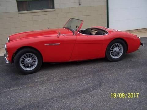 1956 Austin-Healey Sprite MKIII