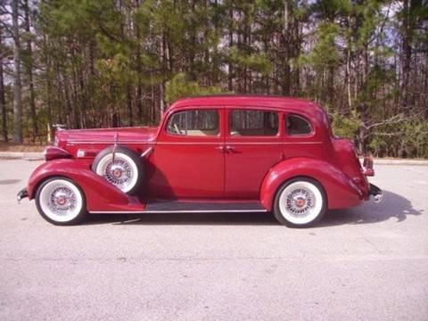 1936 Packard Caribbean