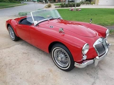 1960 MG MGB