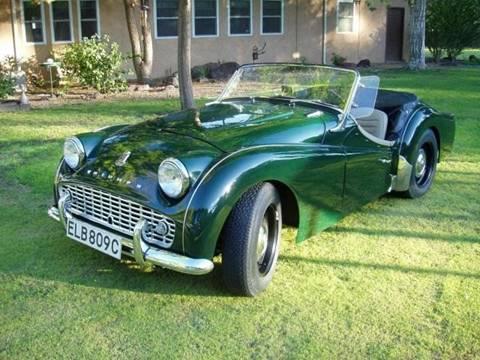 1961 Triumph TR8