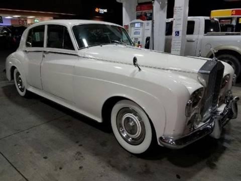 1965 Rolls-Royce Silver Seraph