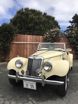 1955 MG TF for sale in Monterey, CA