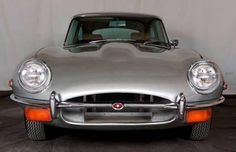 Delightful 1970 Jaguar E Type For Sale In Monterey, CA