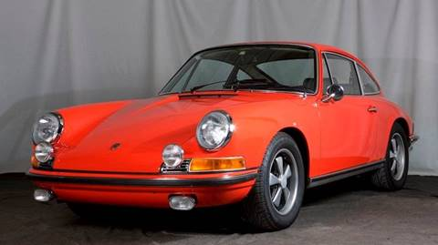 1970 Porsche 911 for sale in Monterey, CA