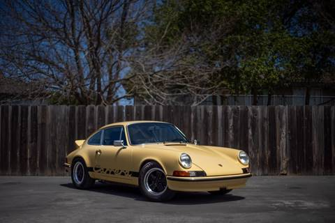 1975 Porsche 911 Carrera for sale in Monterey, CA