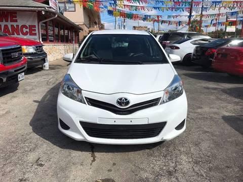 2013 Toyota Yaris for sale in San Antonio, TX