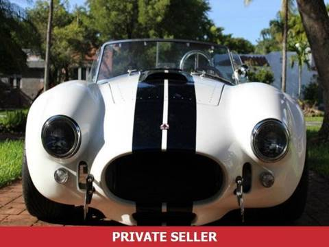 5b9194648d 1965 Shelby Cobra for sale in San Antonio