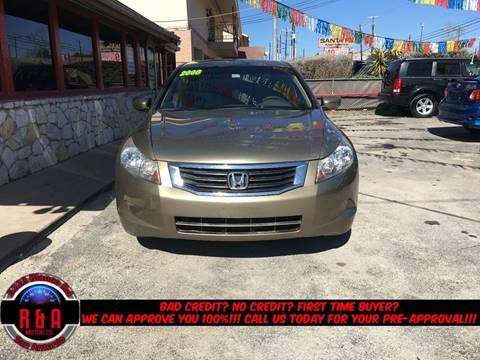 2008 Honda Accord for sale in San Antonio, TX