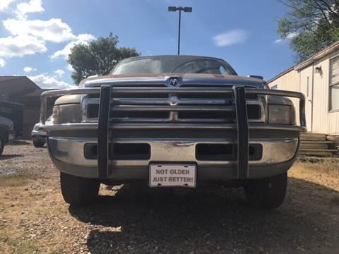 1997 Dodge Ram Pickup 2500 for sale in Hot Springs, AR
