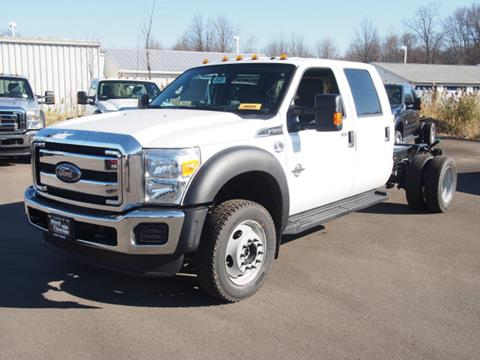 2016 Ford F-550 for sale in Cortland, OH