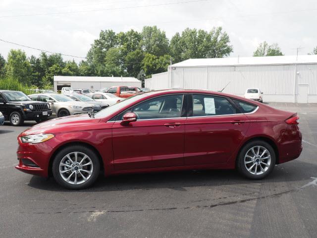 2017 Ford Fusion SE 4dr Sedan - Cortland OH