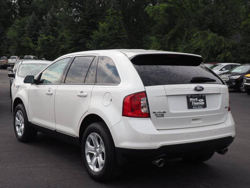 2014 Ford Edge SEL 4dr Crossover - Cortland OH