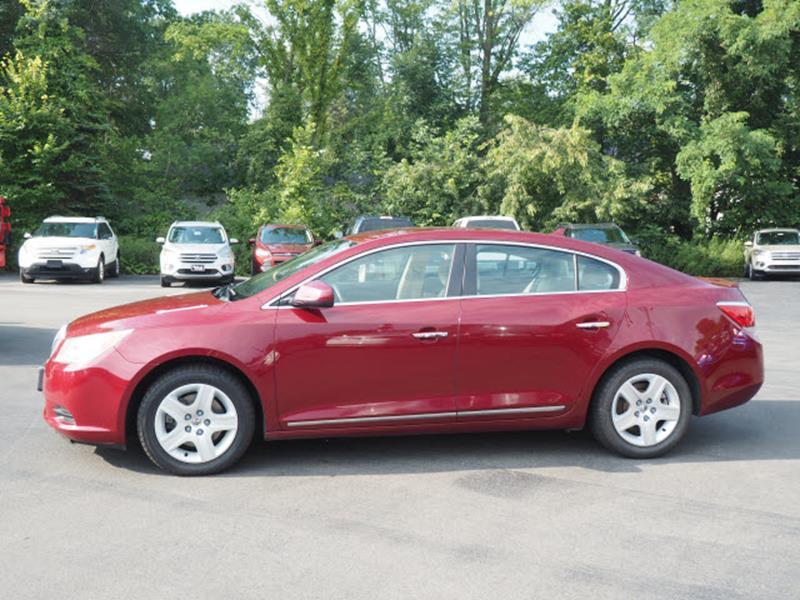 2011 Buick LaCrosse CX 4dr Sedan - Cortland OH