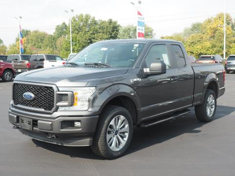 2018 Ford F-150 & Used Cars Cortland Ford Cars Ford Dealer Bristolville OH ... markmcfarlin.com