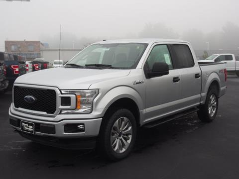 2018 Ford F-150 for sale in Cortland, OH
