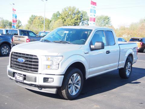2017 Ford F-150 for sale in Cortland, OH