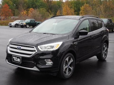 2018 Ford Escape for sale in Cortland, OH