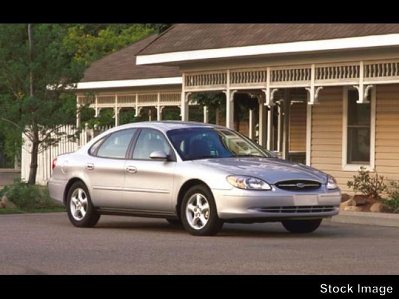 2001 Ford Taurus SEL 4dr Sedan - Cortland OH