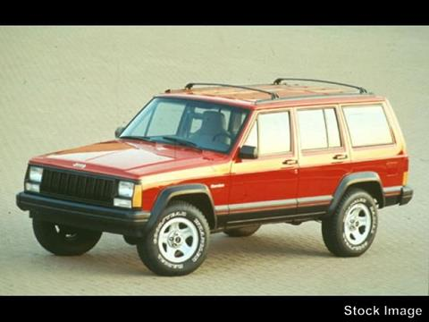 1995 Jeep Cherokee for sale in Cortland, OH