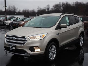 2017 Ford Escape for sale in Cortland, OH