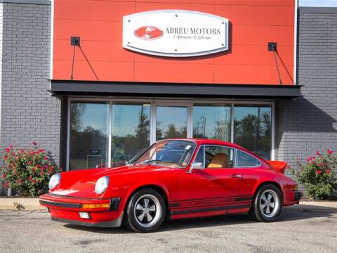 1977 Porsche 911 for sale at Abreu Motors in Carmel IN