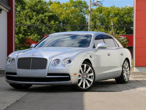 2015 Bentley Flying Spur for sale at Abreu Motors in Carmel IN