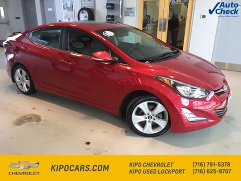Hyundai for sale in lockport ny for Kipo motors used cars