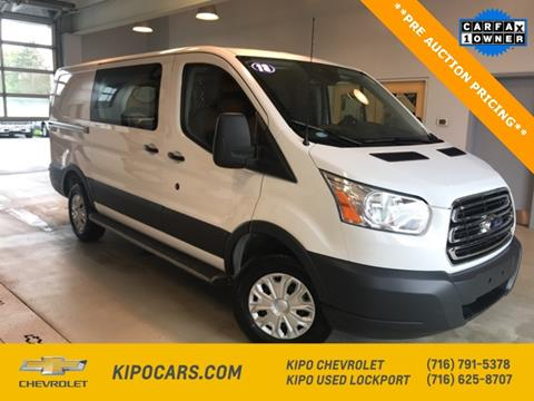 2018 Ford Transit Cargo for sale in Lockport, NY