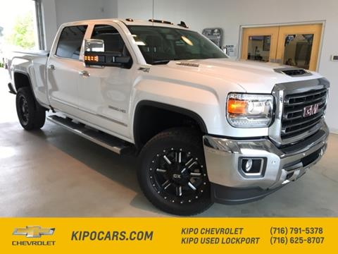 2019 GMC Sierra 3500HD for sale in Lockport, NY