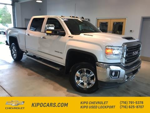 2018 GMC Sierra 3500HD for sale in Lockport, NY