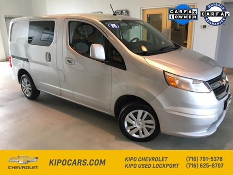 2015 Chevrolet City Express Cargo for sale in Lockport, NY